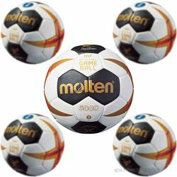 Pack 5 Balones balonmano...
