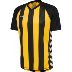 Camiseta Essential Authentic V Striped Jersey Hummel