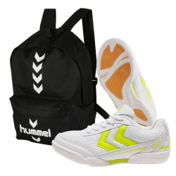 Pack Hummel Root JR 3.0 + Mochila Essential