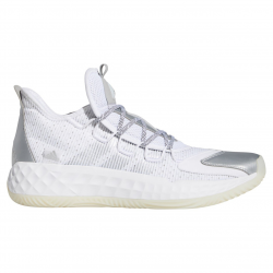 adidas Pro Boost Low White