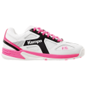 Kempa Wing Junior Blanco Rosa