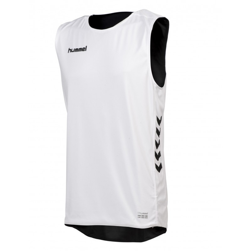 Camiseta Essential Reverse Sleeveless Hummel