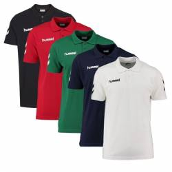 Polo Hummel Core Cotton