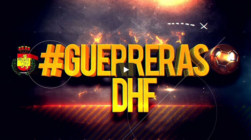 Guerreras DHF: Resumen TIE 2017 Melilla