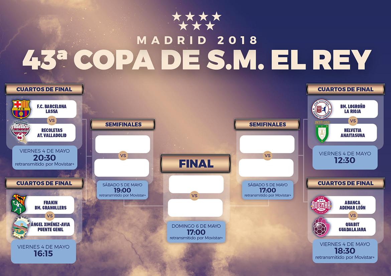 Fase Final de la Copa del Rey | SPS Balonmano