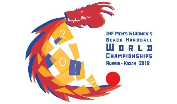 Mundial Balonmano Playa 2018: Grupos