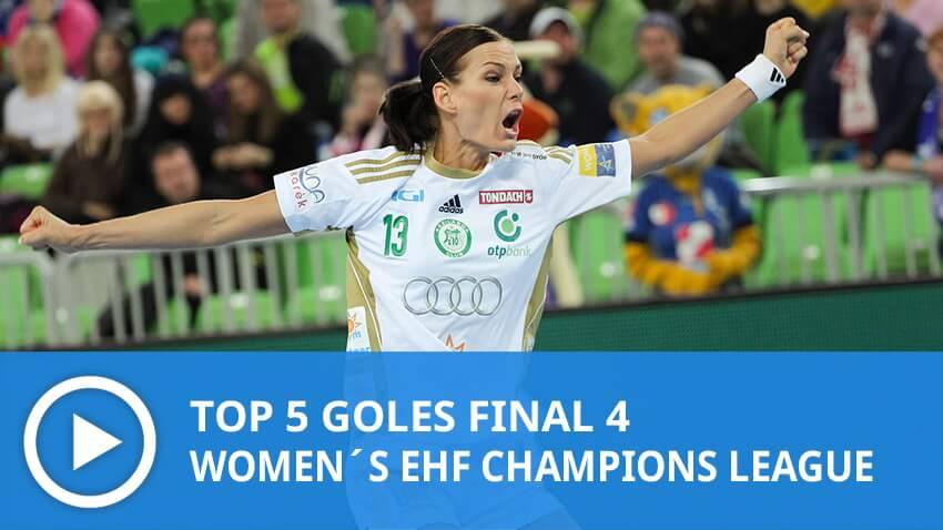 Women´s Champions League: Top 5 Goles Final 4