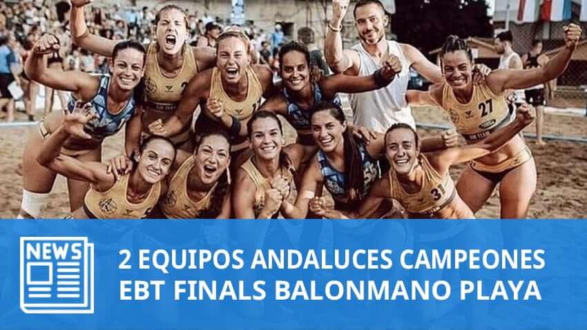 EBT Finals 2019 Balonmano Playa