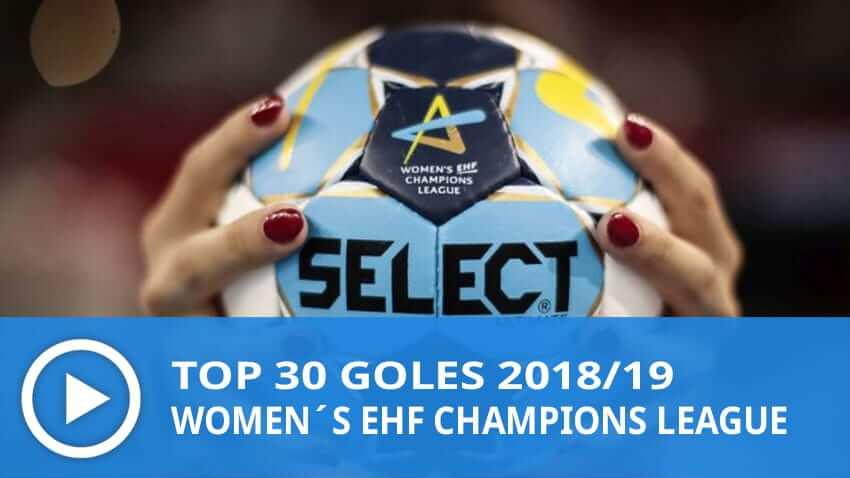 Women´s Champions League: Top 30 Goles 2018/19