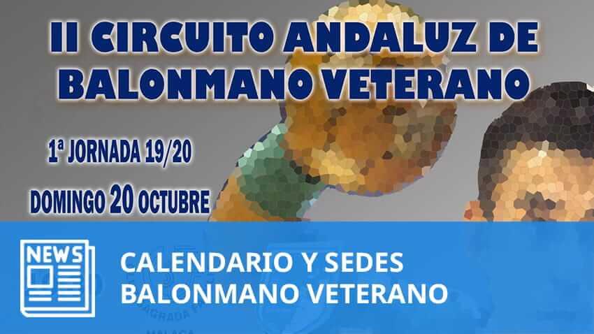 II  Circuito Andaluz de Balonmano Veterano