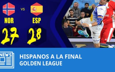 Hispanos a la Final de la Golden League