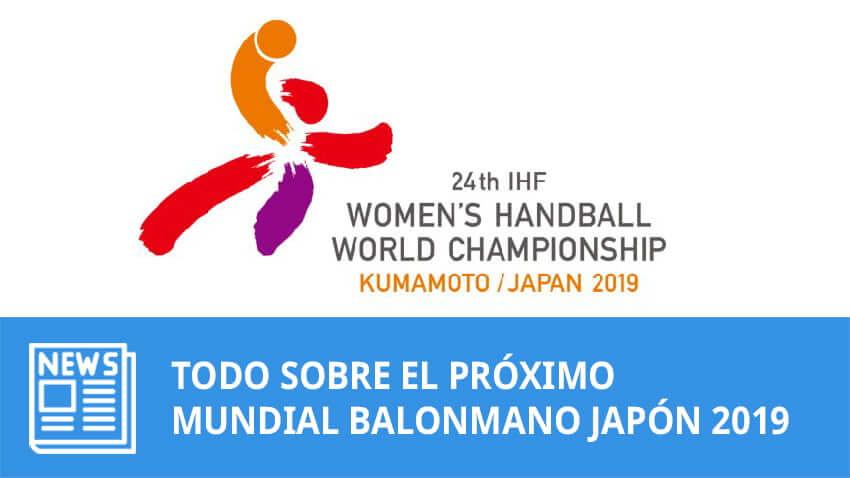 Mundial BM Femenino Japón 2019