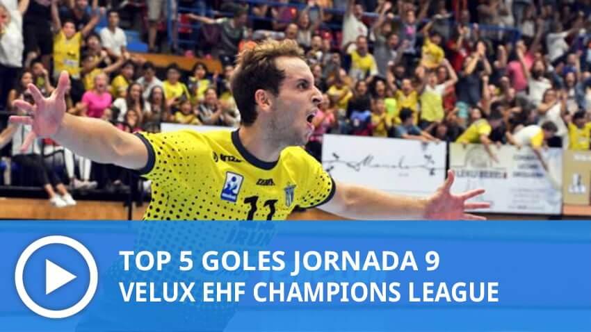 Champions League: Top 5 goles Jornada 9