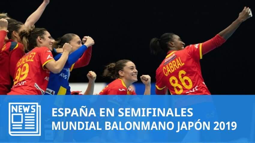 Mundial 2019: Guerreras en semifinales