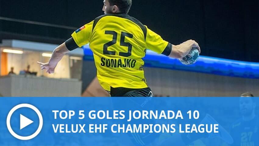 Champions League: Top 5 goles Jornada 10