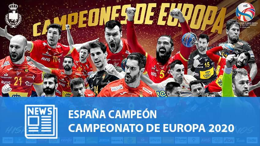 Europeo 2020: España Campeón