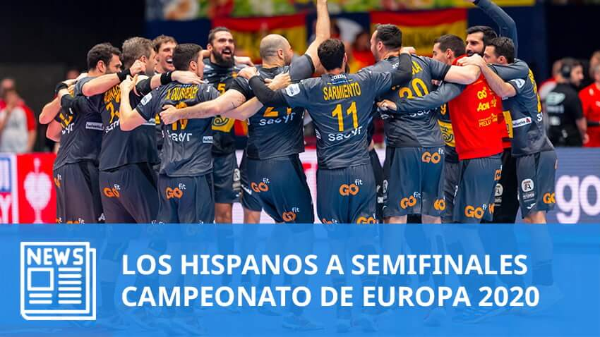 Europeo 2020: España a semifinales