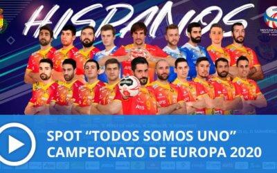 Spot de los Hispanos Campeonato Europa 2020