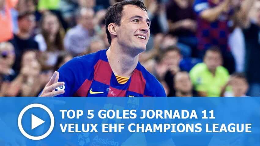 Champions League: Top 5 goles Jornada 11