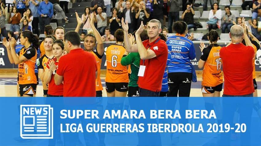 Liga Guerreras Iberdrola 2019-20: Bera Bera Campeón