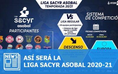 Liga ASOBAL 2020-21: Así será
